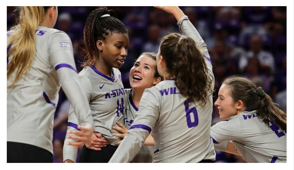Megan Vernon's Late Journey to Canadian Volleyball, K-State Impact